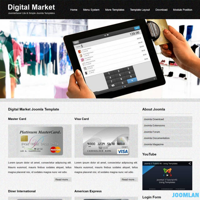 JSR Digital Market